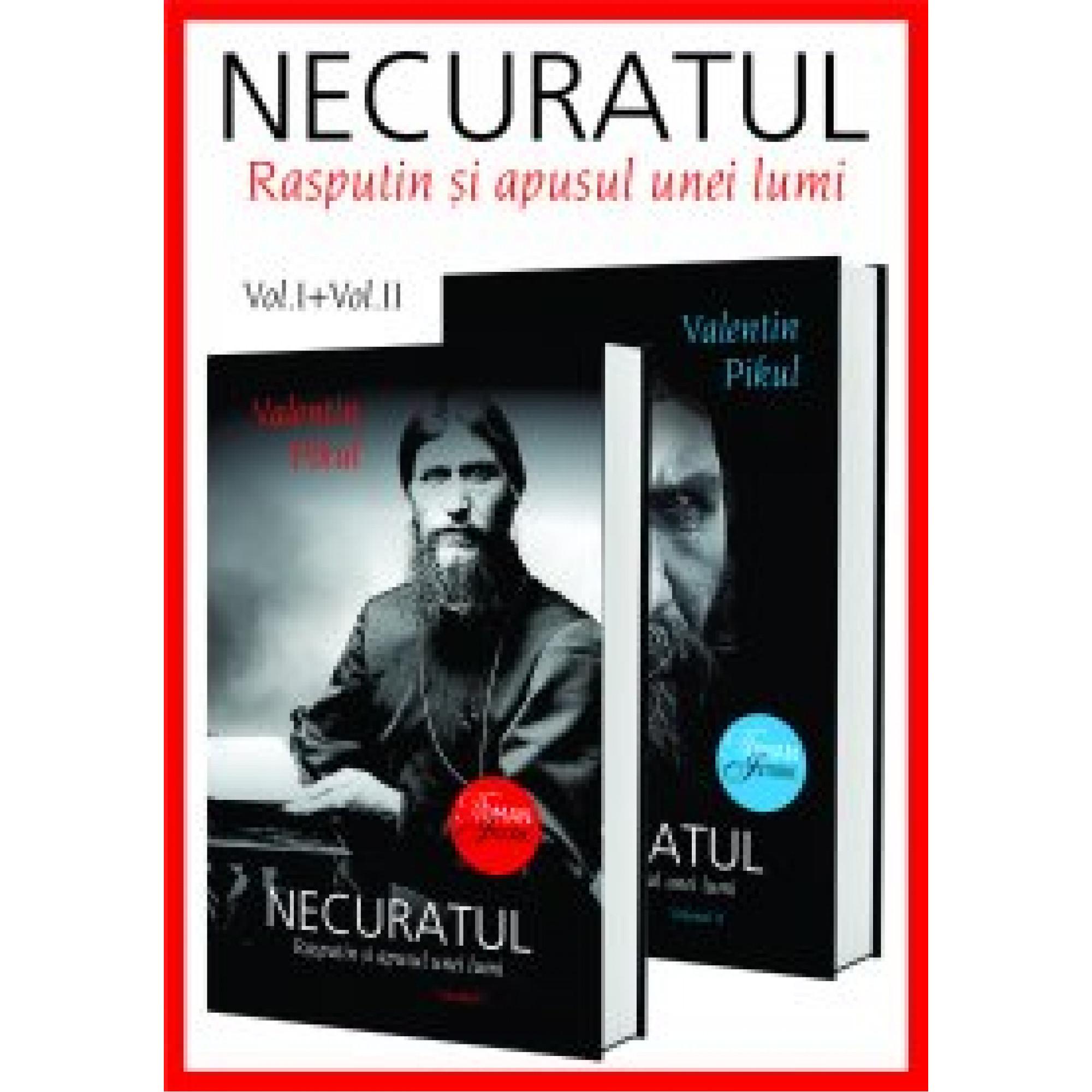 Necuratul. Vol. I+II; Valentin Pikul