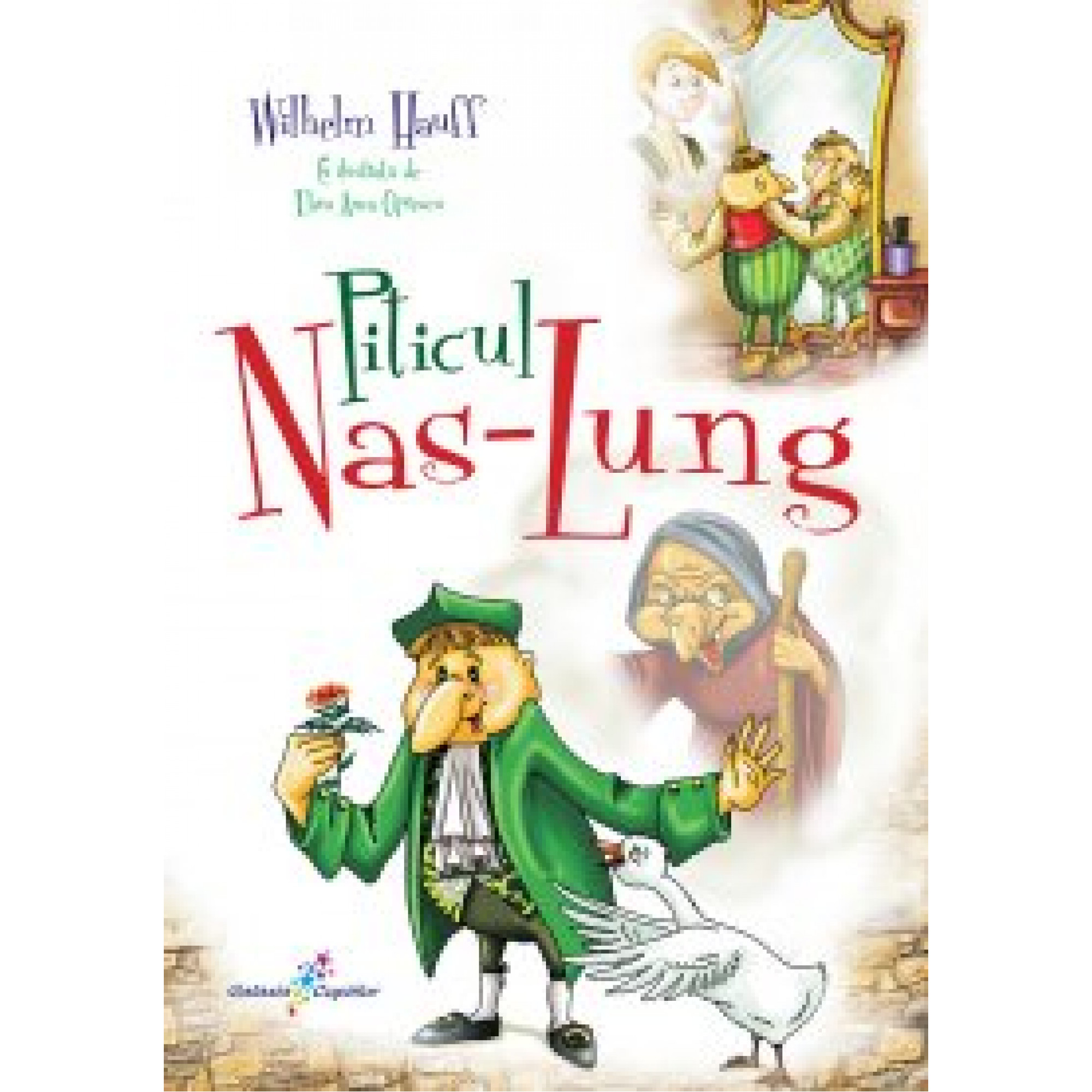 Piticul Nas Lung; Wilhelm Hauf