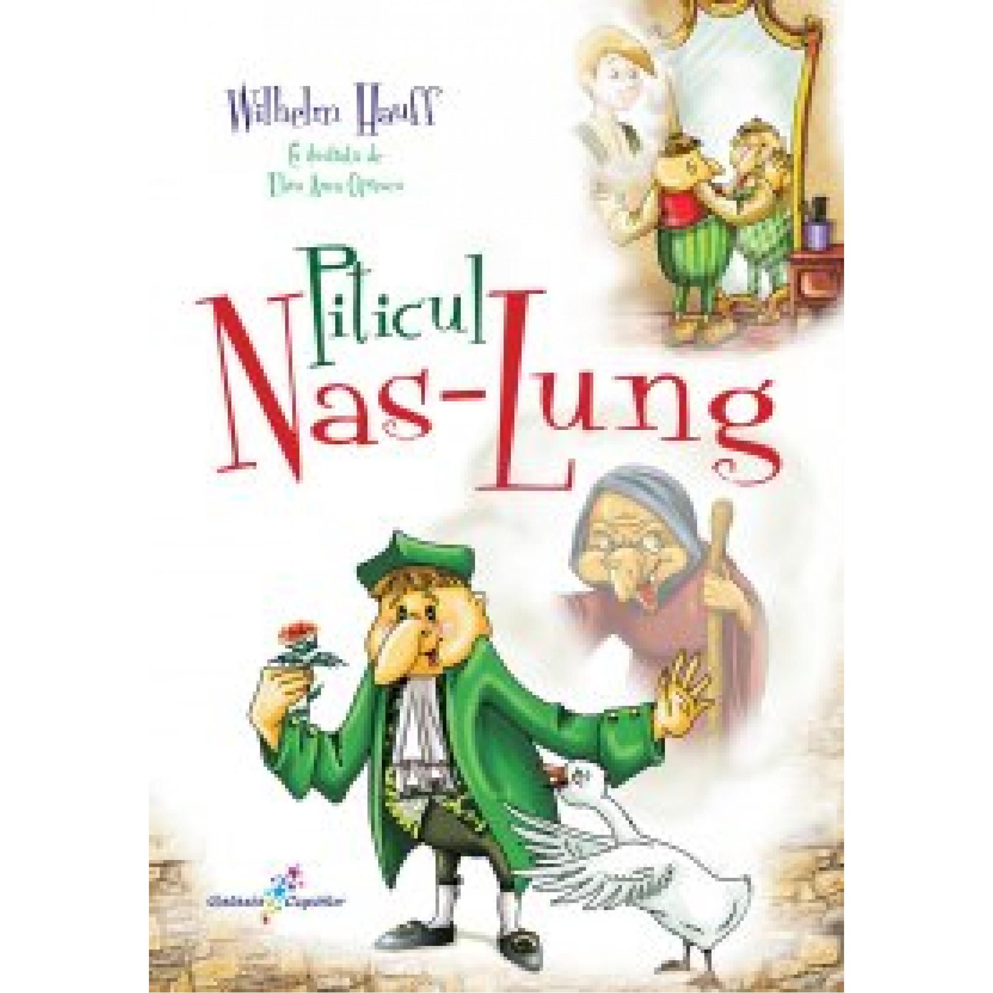 Piticul Nas Lung