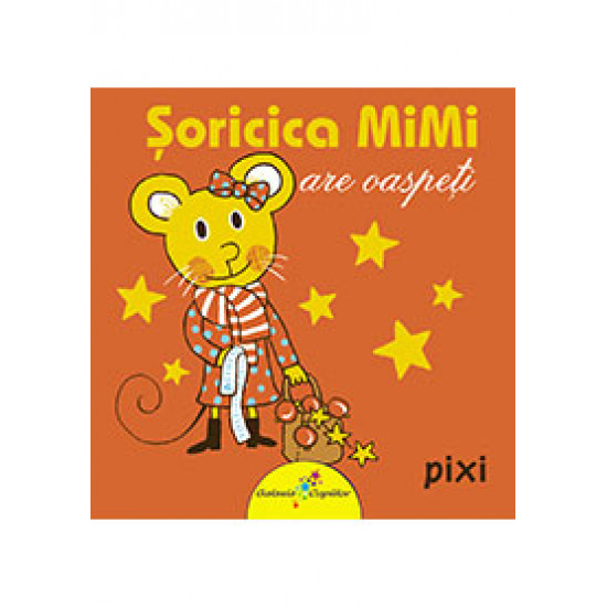 Șoricica Mimi are oaspeți