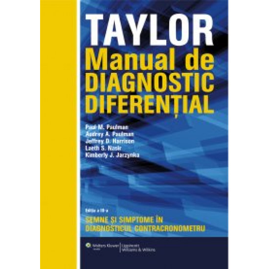 Taylor. Manual de diagnostic diferențial