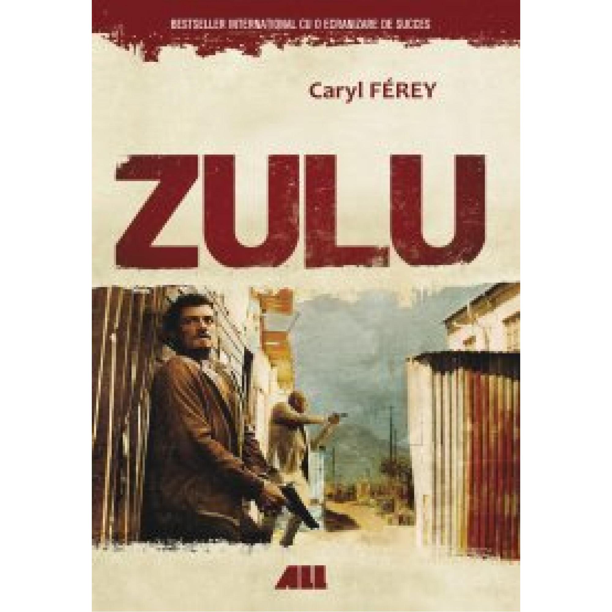 Zulu; Caryl Férey