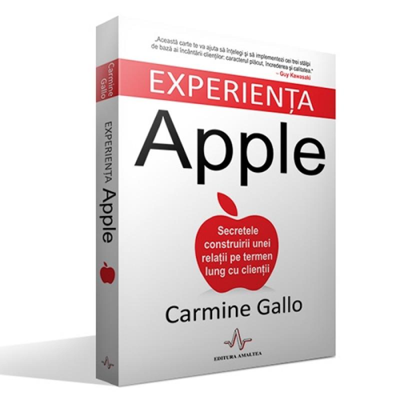 Experiența Apple; Carmine Gallo