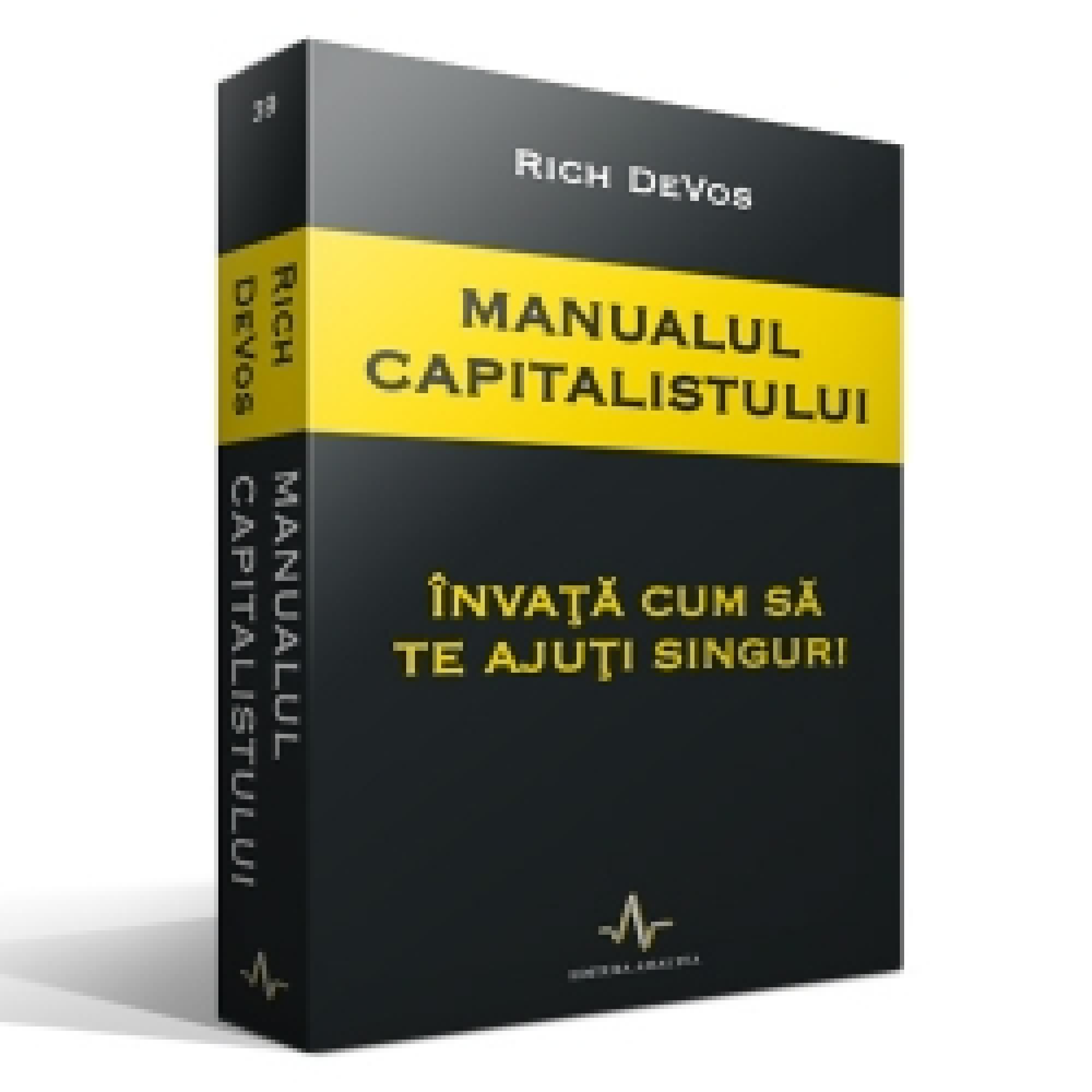 Manualul capitalistului. Învață cum să te ajuți singur!