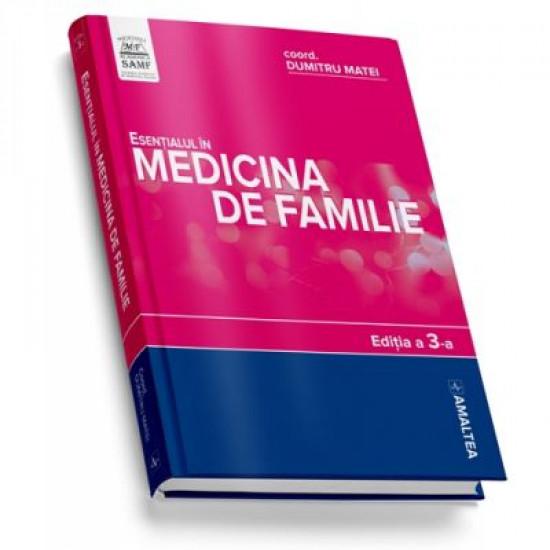 Esențialul în medicina de familie (hardcover)