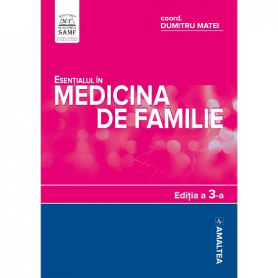 Esențialul în medicina de familie (softcover)