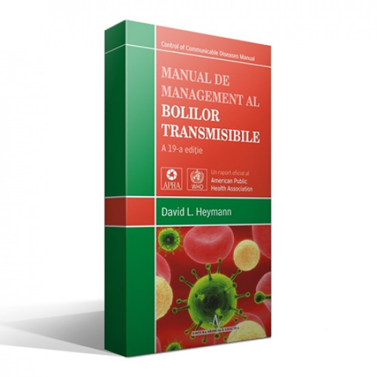 Manual de management al bolilor transmisibile