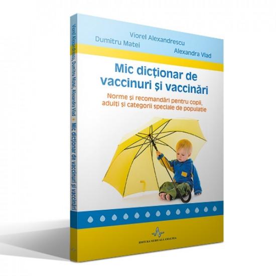 Mic dicționar de vaccinuri și vaccinări
