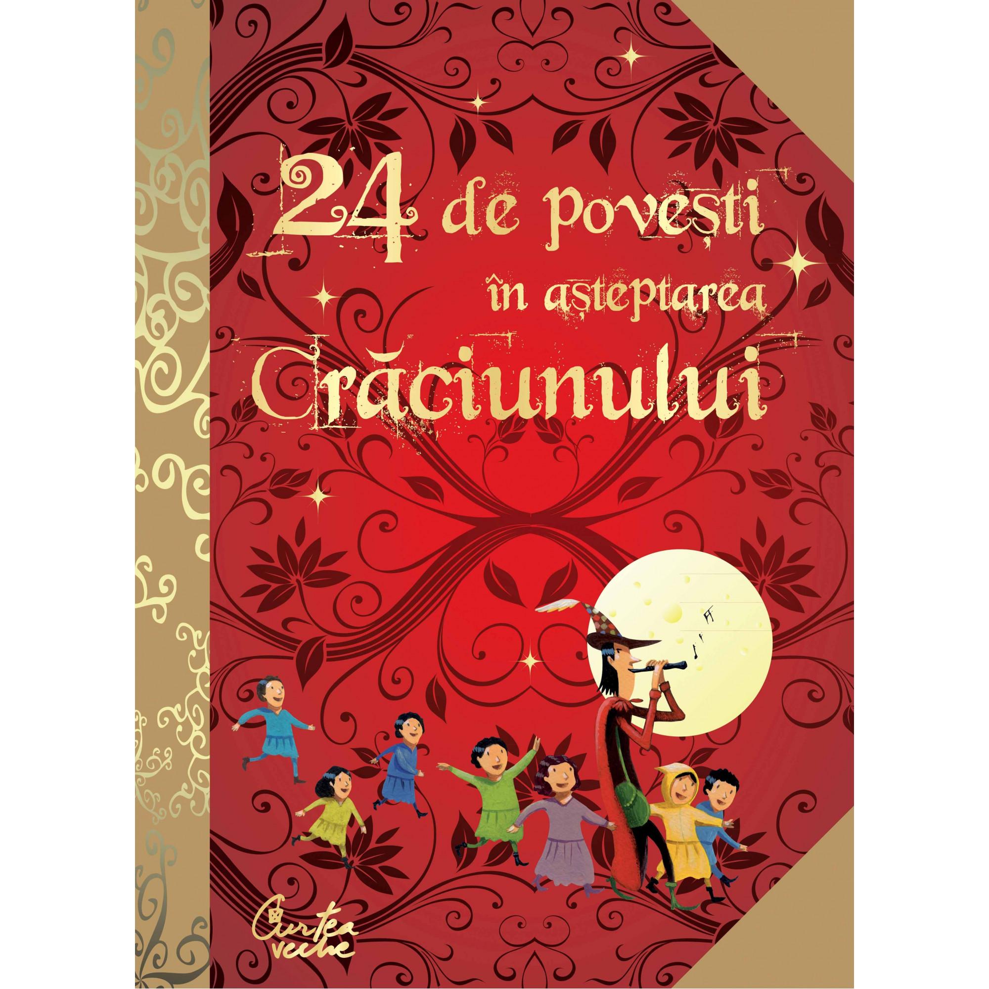 24 de povești în așteptarea Crăciunului; Anne Lanoë