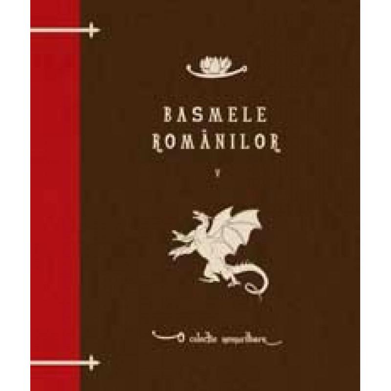Basmele românilor, volumul V; N.D. Popescu, Mihai Eminescu