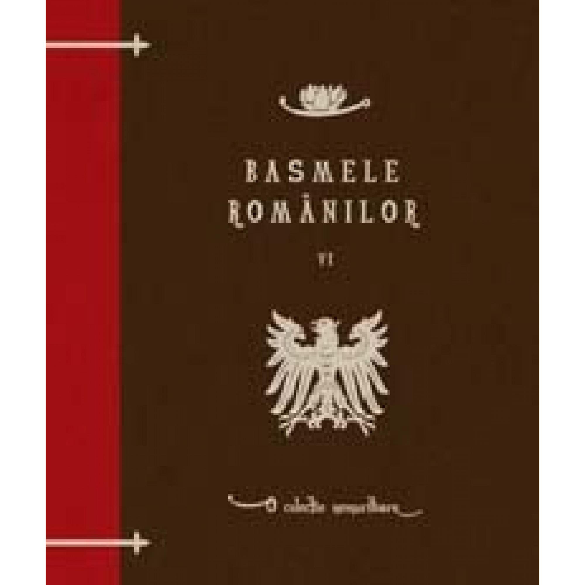 Basmele românilor, volumul VI; Simion Florea Marian