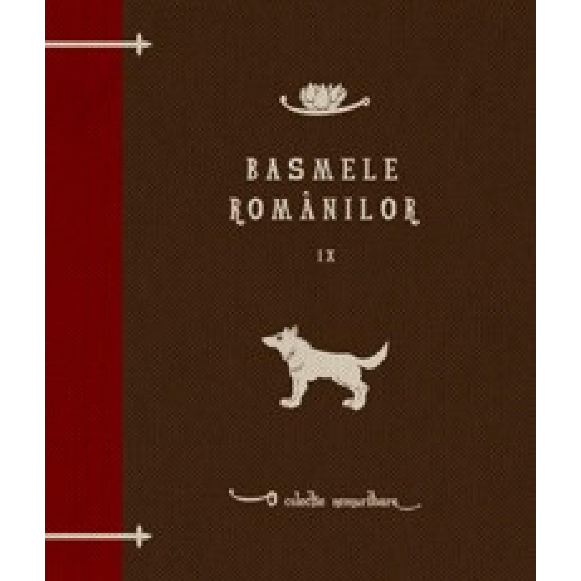 Basmele românilor, volumul IX; Tudor Pamfile, Constantin Rădulescu-Codin