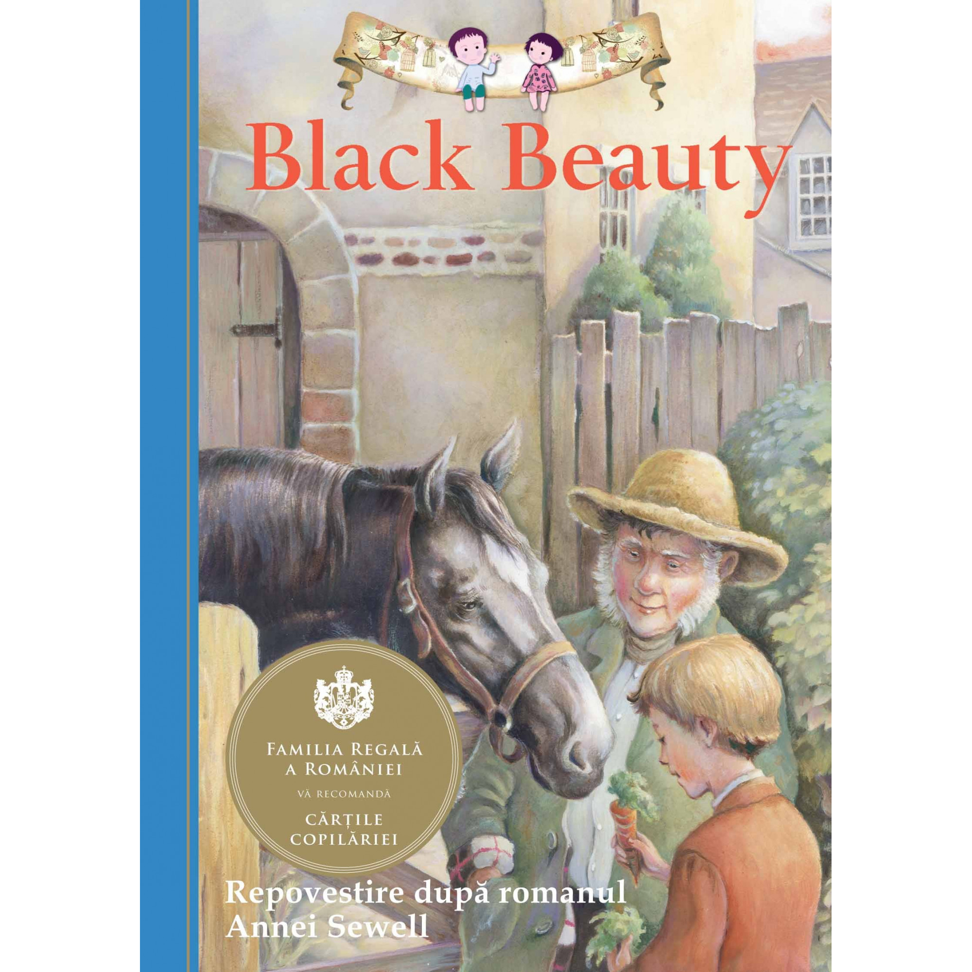 Black Beauty. Repovestire după romanul Annei Sewell. Ed a III-a; Lisa Church