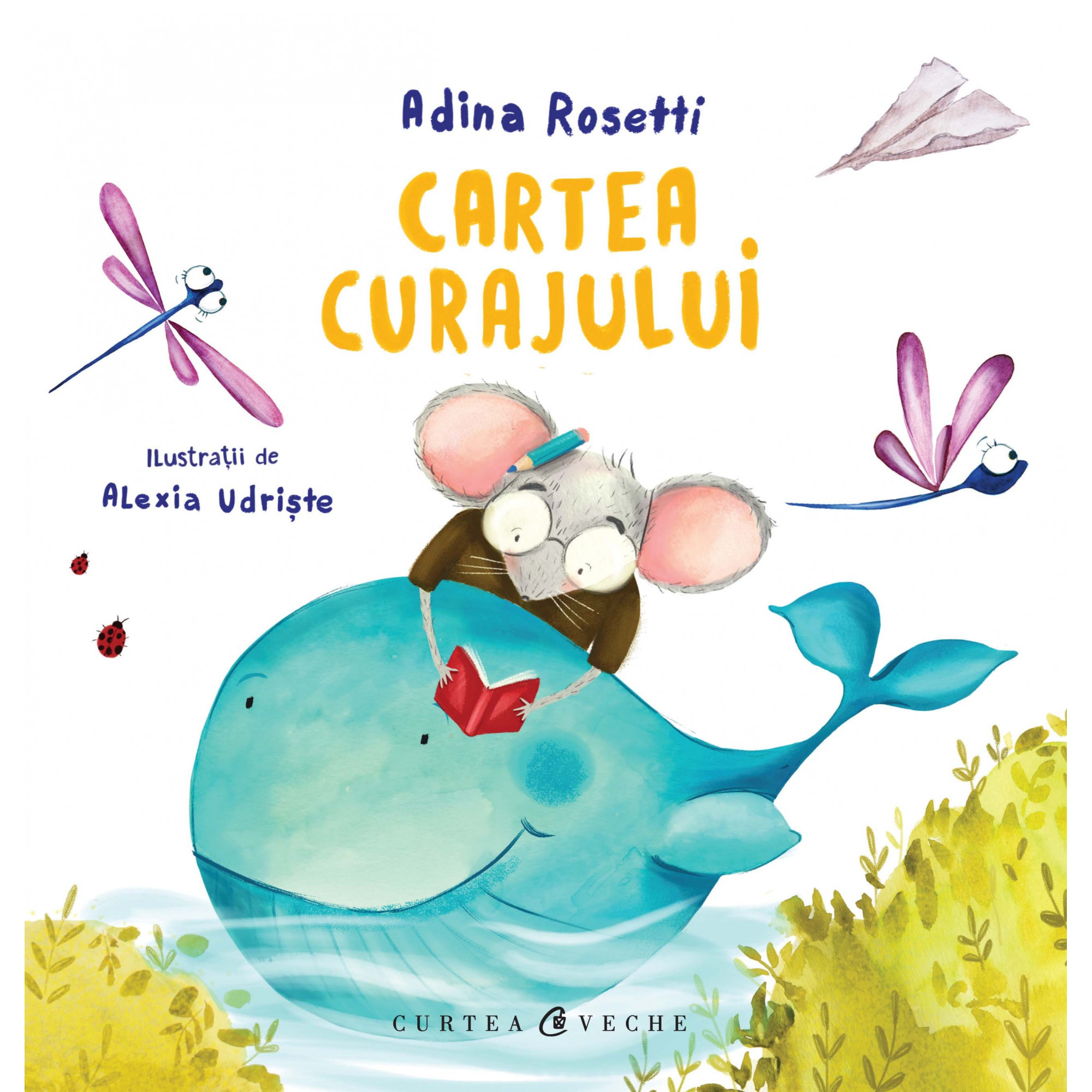 Cartea curajului; Adina Rosetti