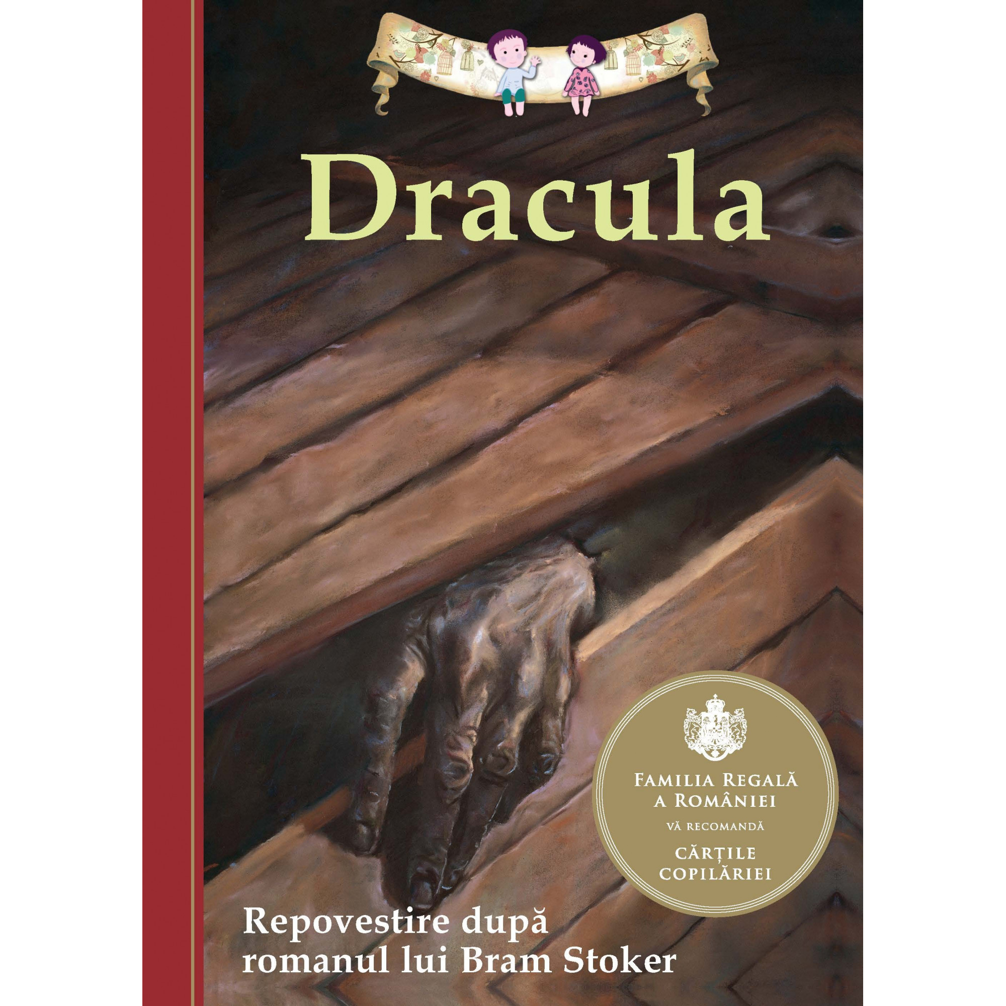 Dracula. Repovestire dupa romanul lui Bram Stoker; Tania Zamorsky