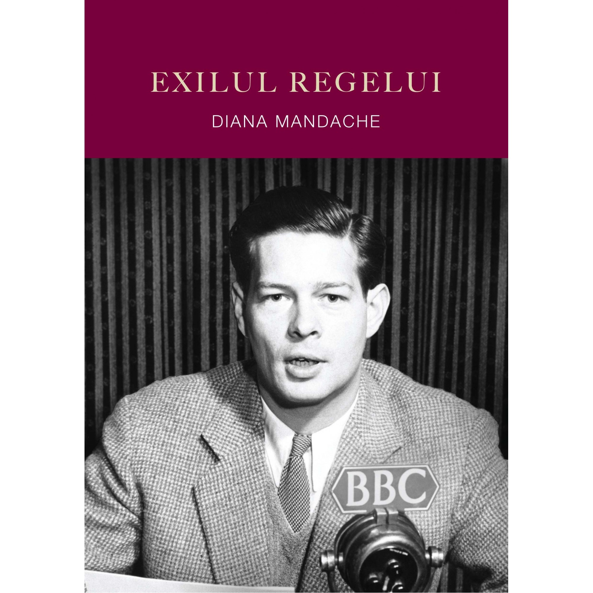 Exilul regelui; Diana Mandache