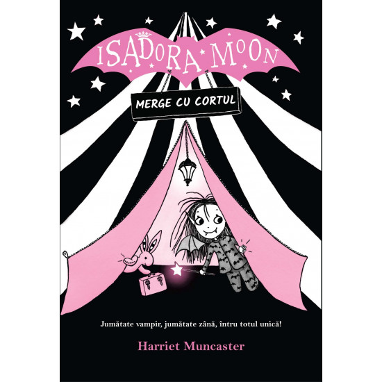 Isadora Moon merge cu cortul