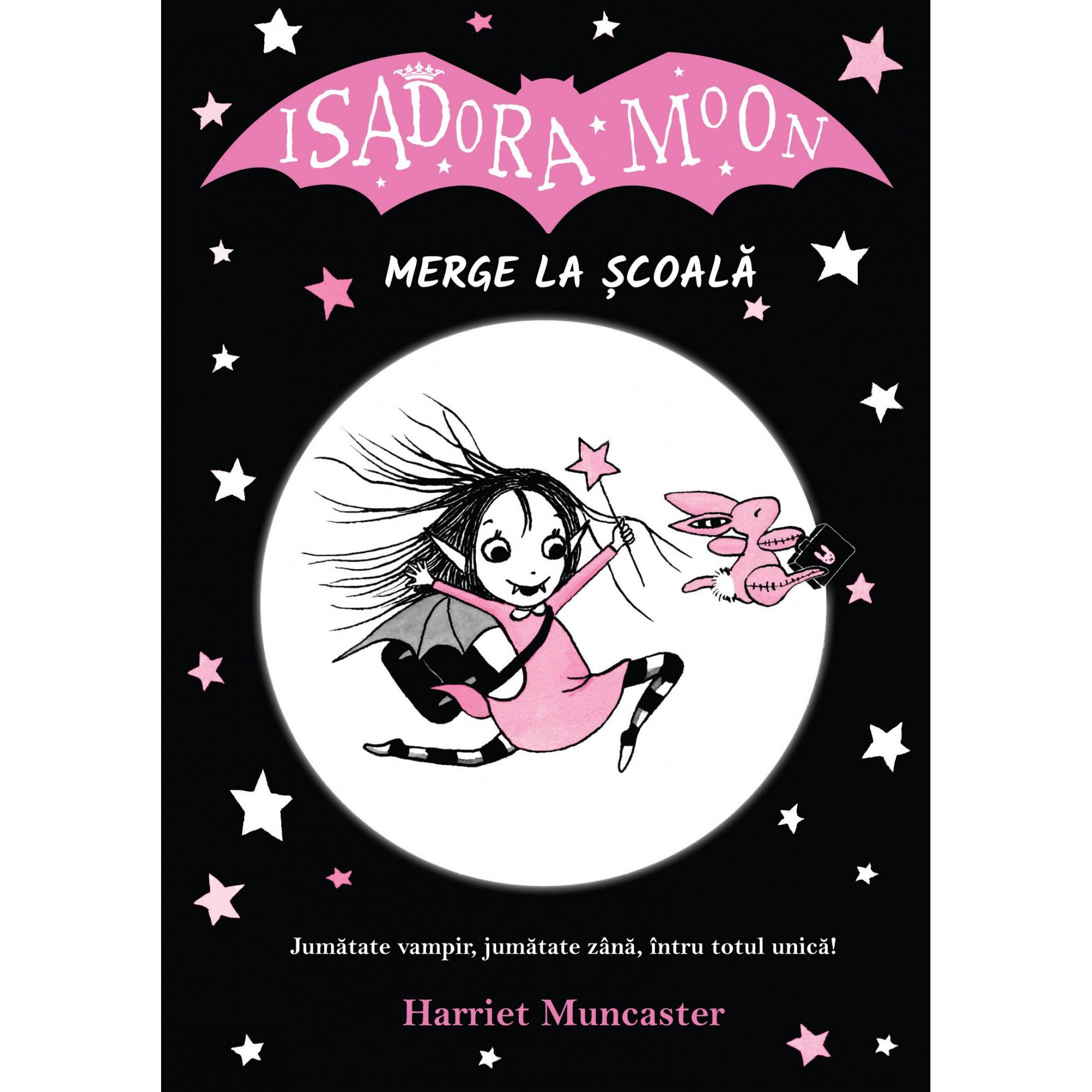 Isadora Moon merge la școală