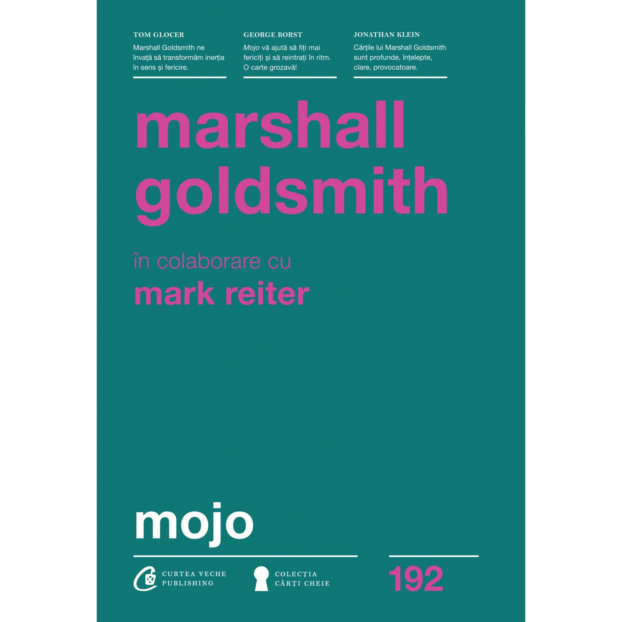 Mojo; Marshall Goldsmith