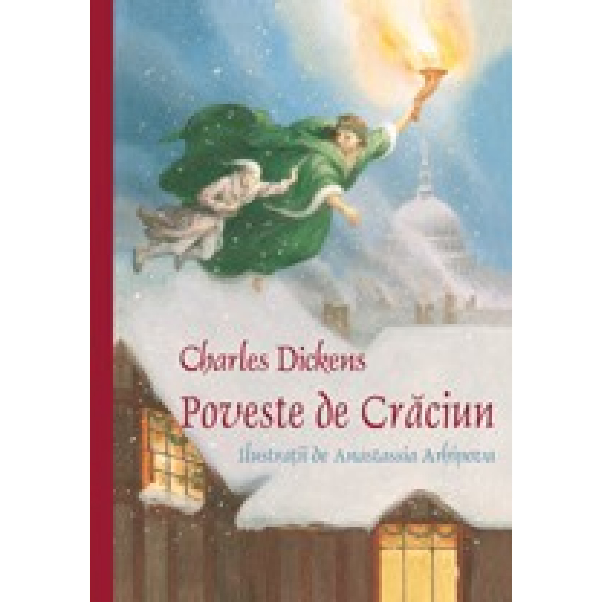 Poveste de Crăciun; Charles Dickens
