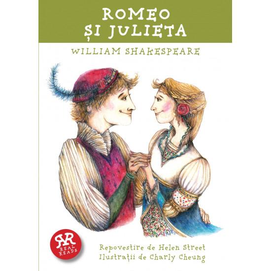 Romeo și Julieta. Repovestire de Helen Street