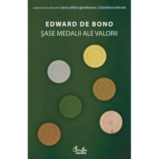 Şase medalii ale valorii; Edward de Bono