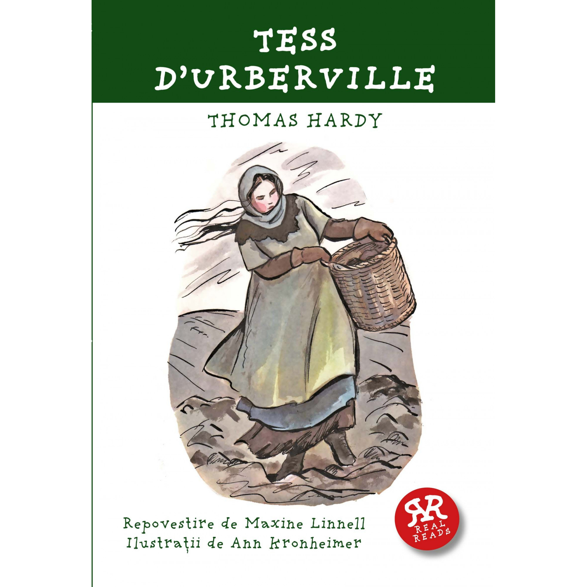 Tess d'Urberville. Repovestire de Maxine Linnell; Thomas Hardy