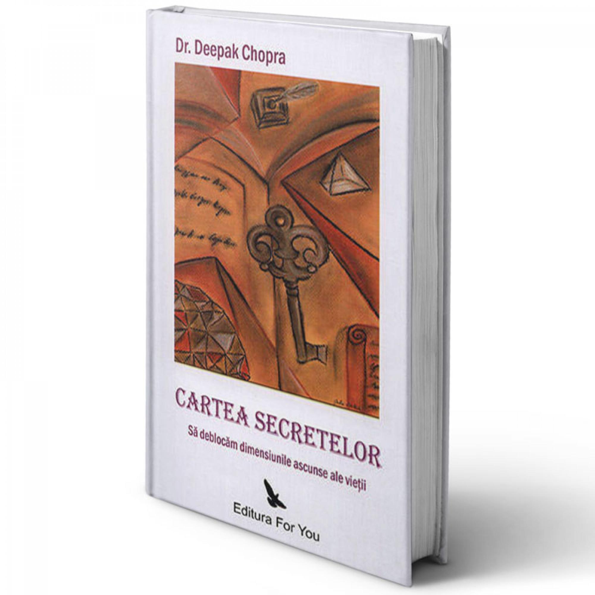 Cartea secretelor; Deepak Chopra