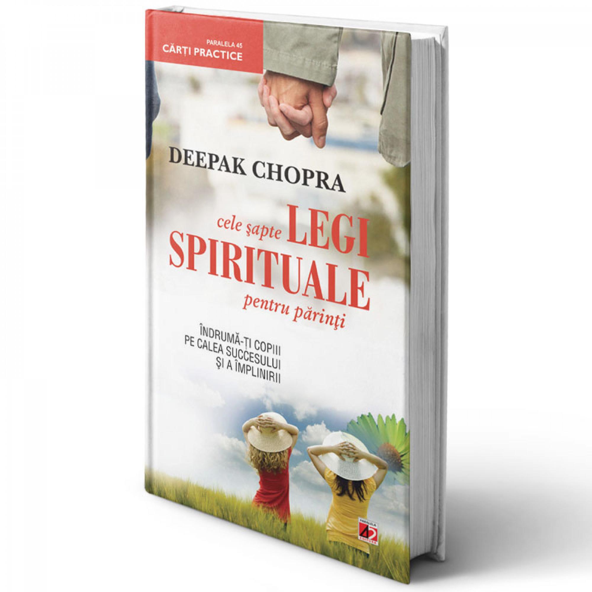 Cele şapte legi spirituale pentru părinţi
