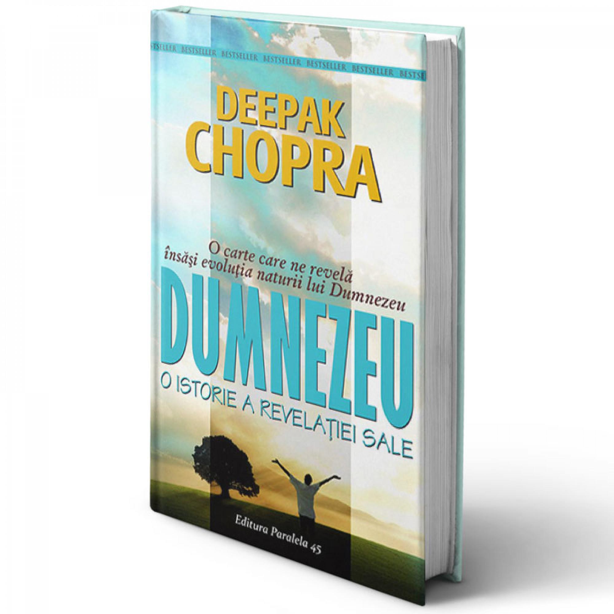 Dumnezeu. O istorie a revelației sale; Deepak Chopra