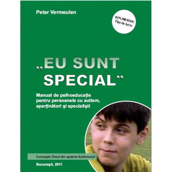 Eu sunt special - 286 pagini (DVD cu 410 fişe)