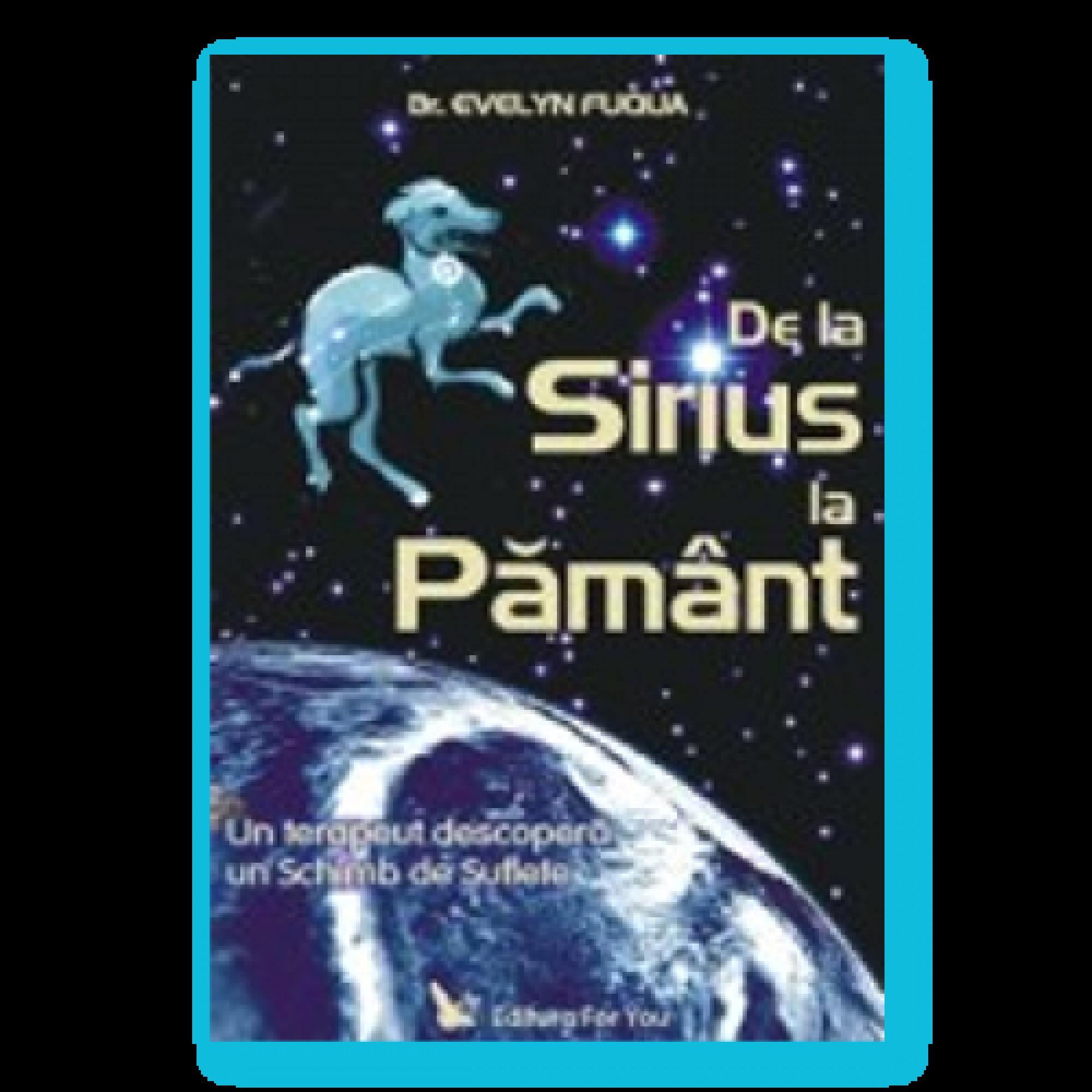 De la Sirius la Pământ; Evelyn Fuqua