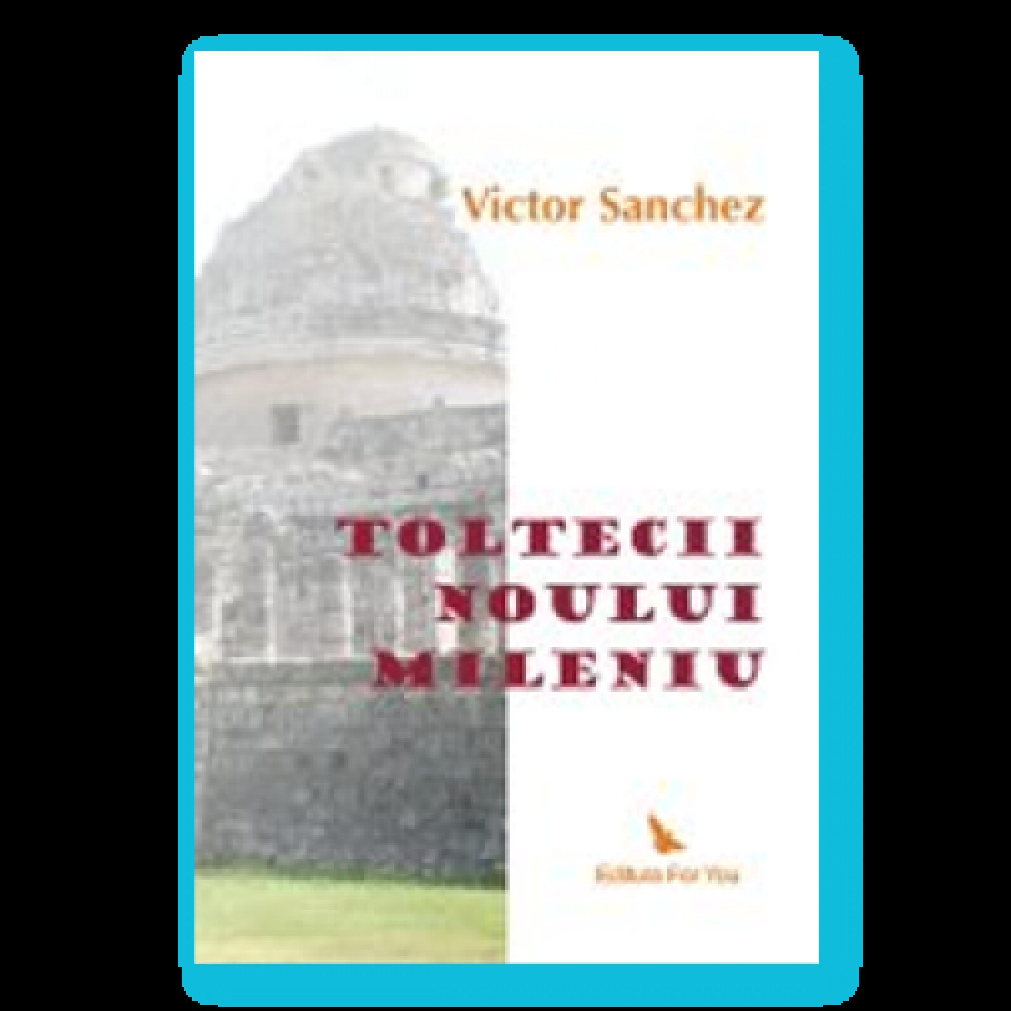 Toltecii noului mileniu; Víctor Sánchez
