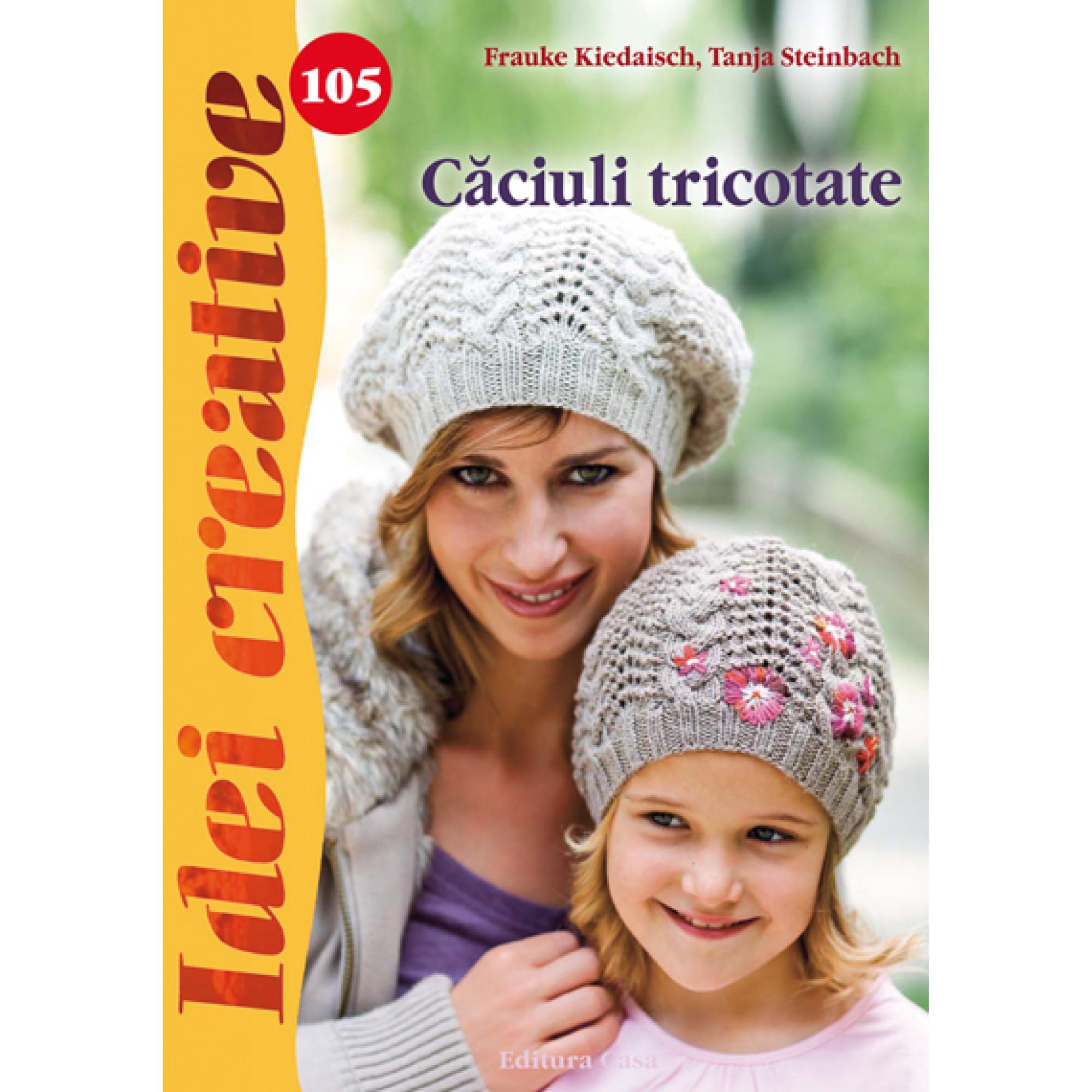 Cãciuli tricotate - Idei creative 105