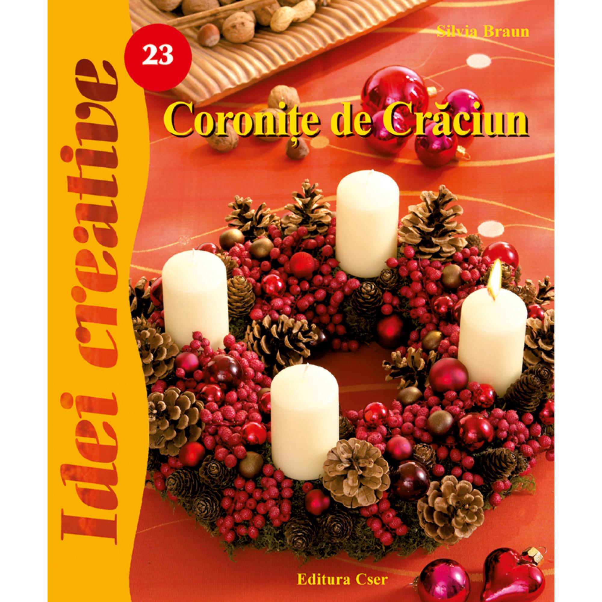 Coroniţe de Crăciun - Idei Creative 23