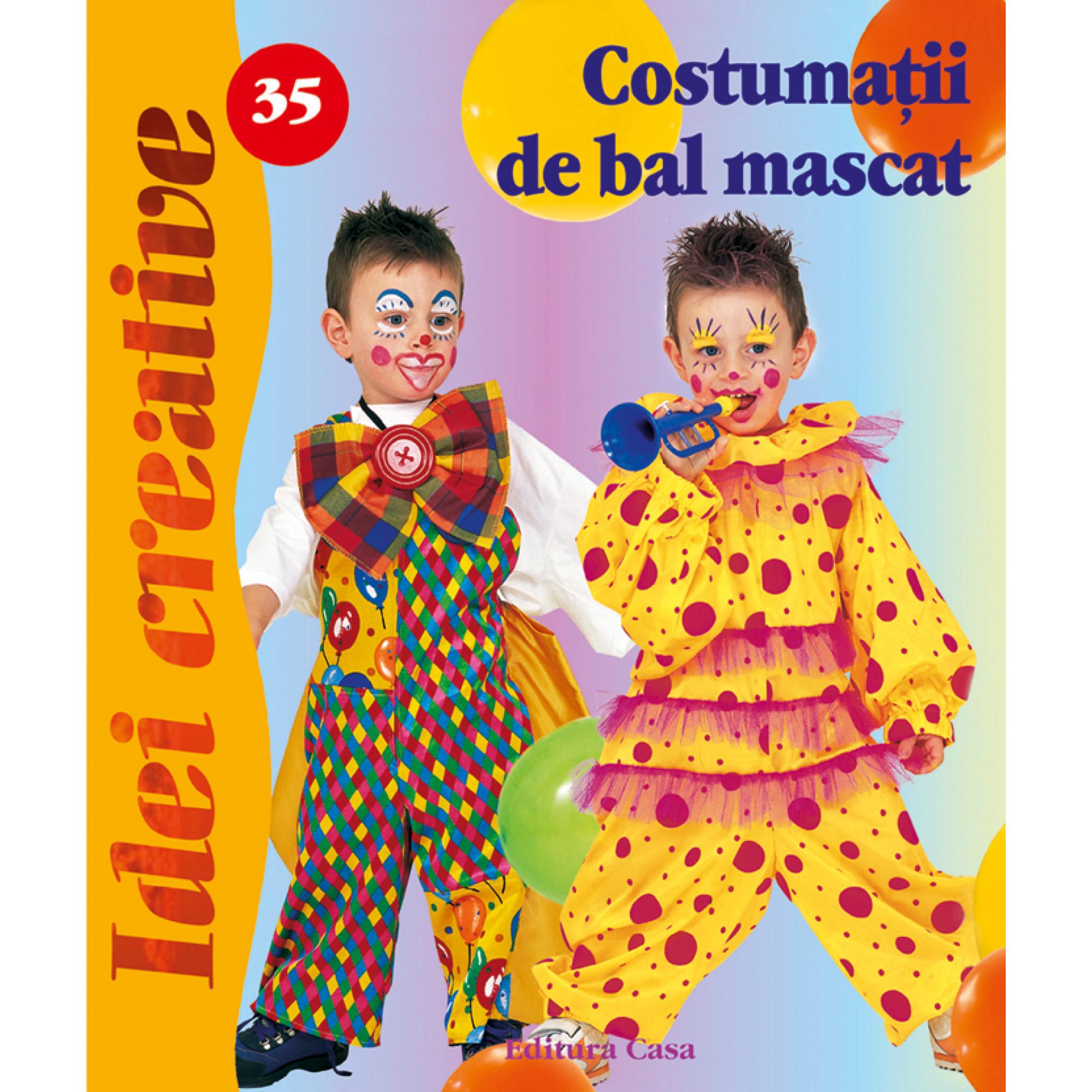 Costumaţii de bal mascat; Red. Sorin Curţ