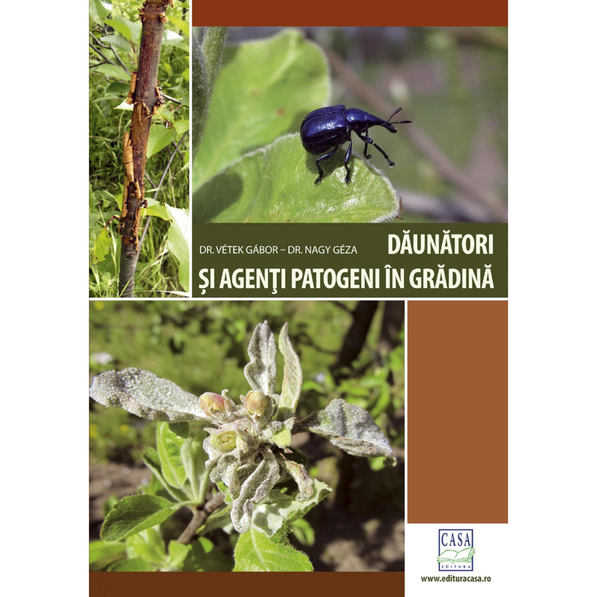 Dăunători şi agenți patogeni în grădină