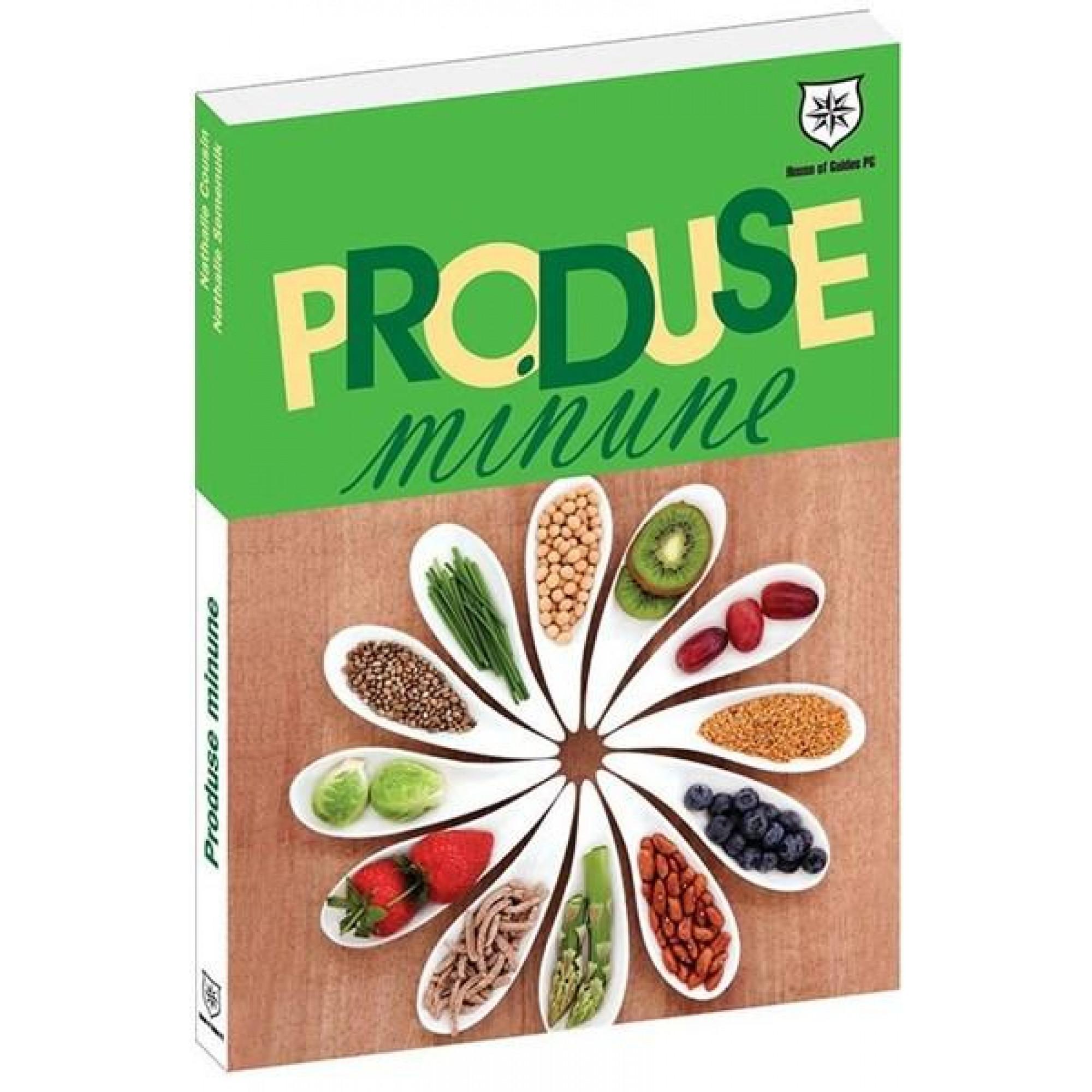 Produse minune - Fructe și legume; Nathalie Cousin