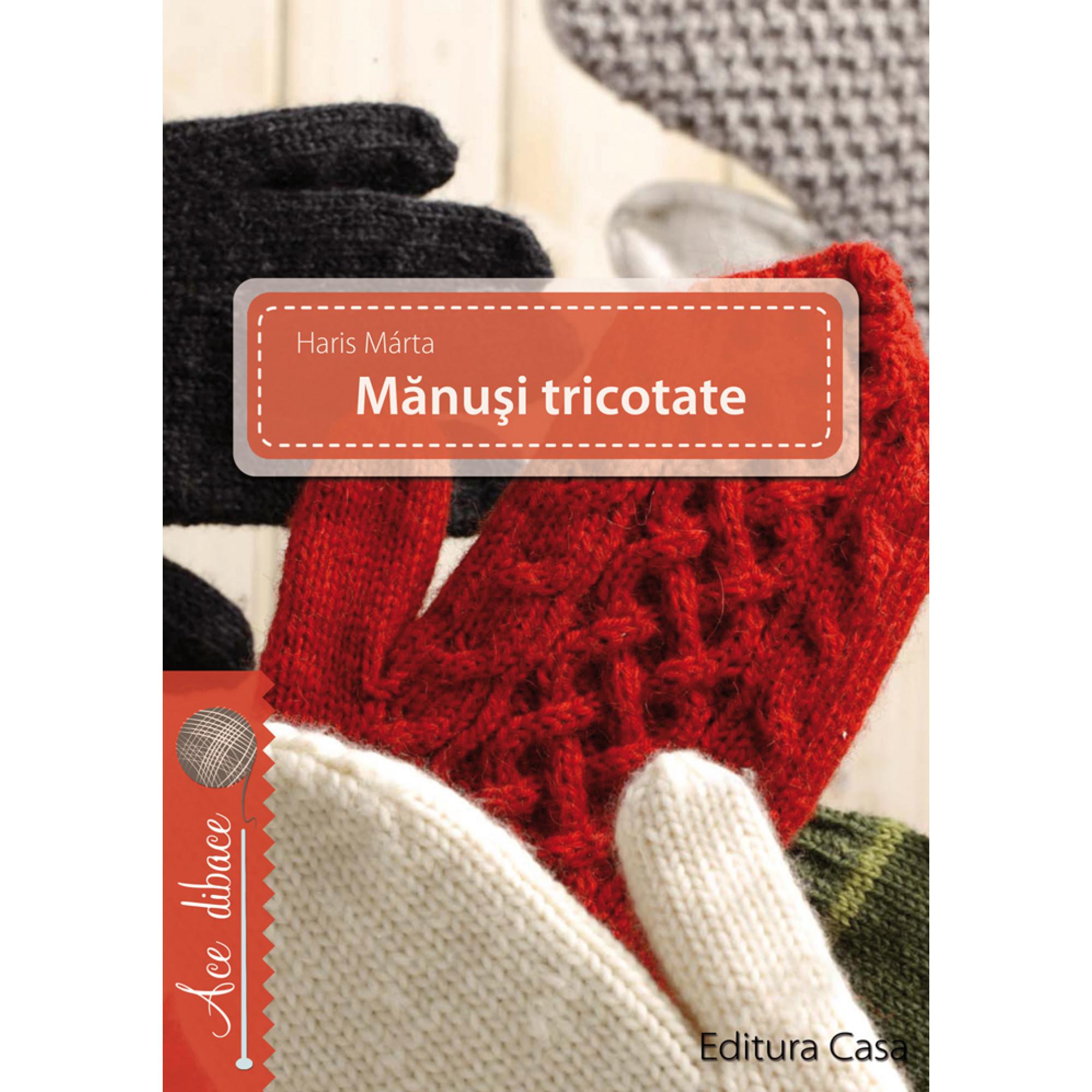 Mănuşi tricotate