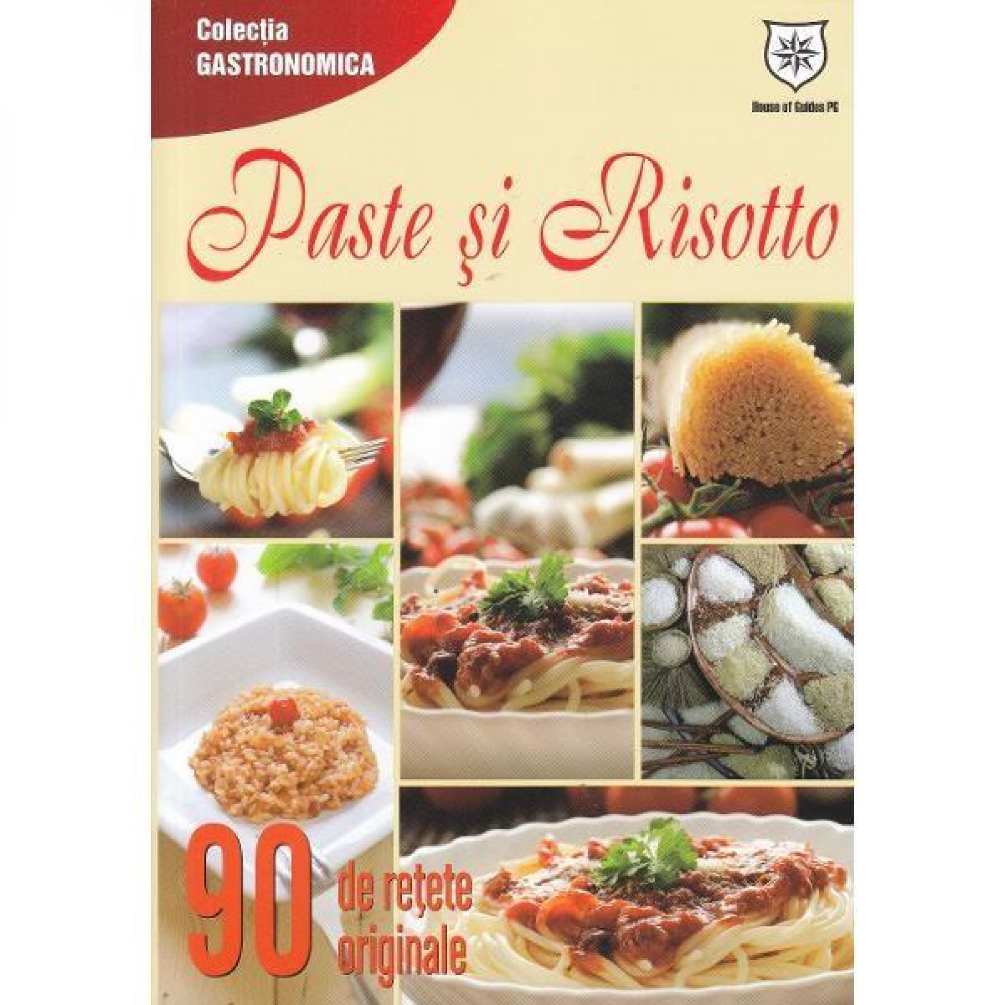 Paste și risotto. Rețete