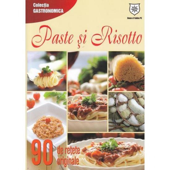 Paste și risotto. Rețete
