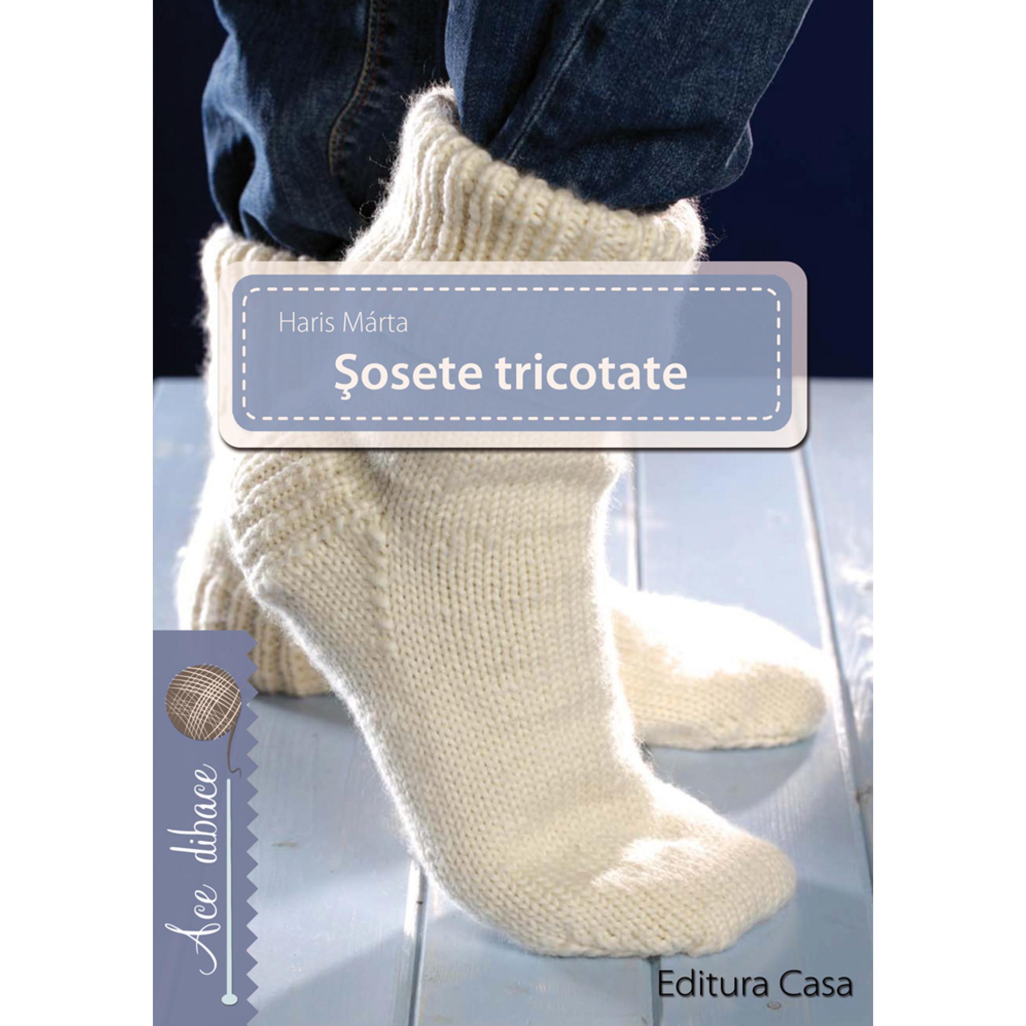 Şosete tricotate