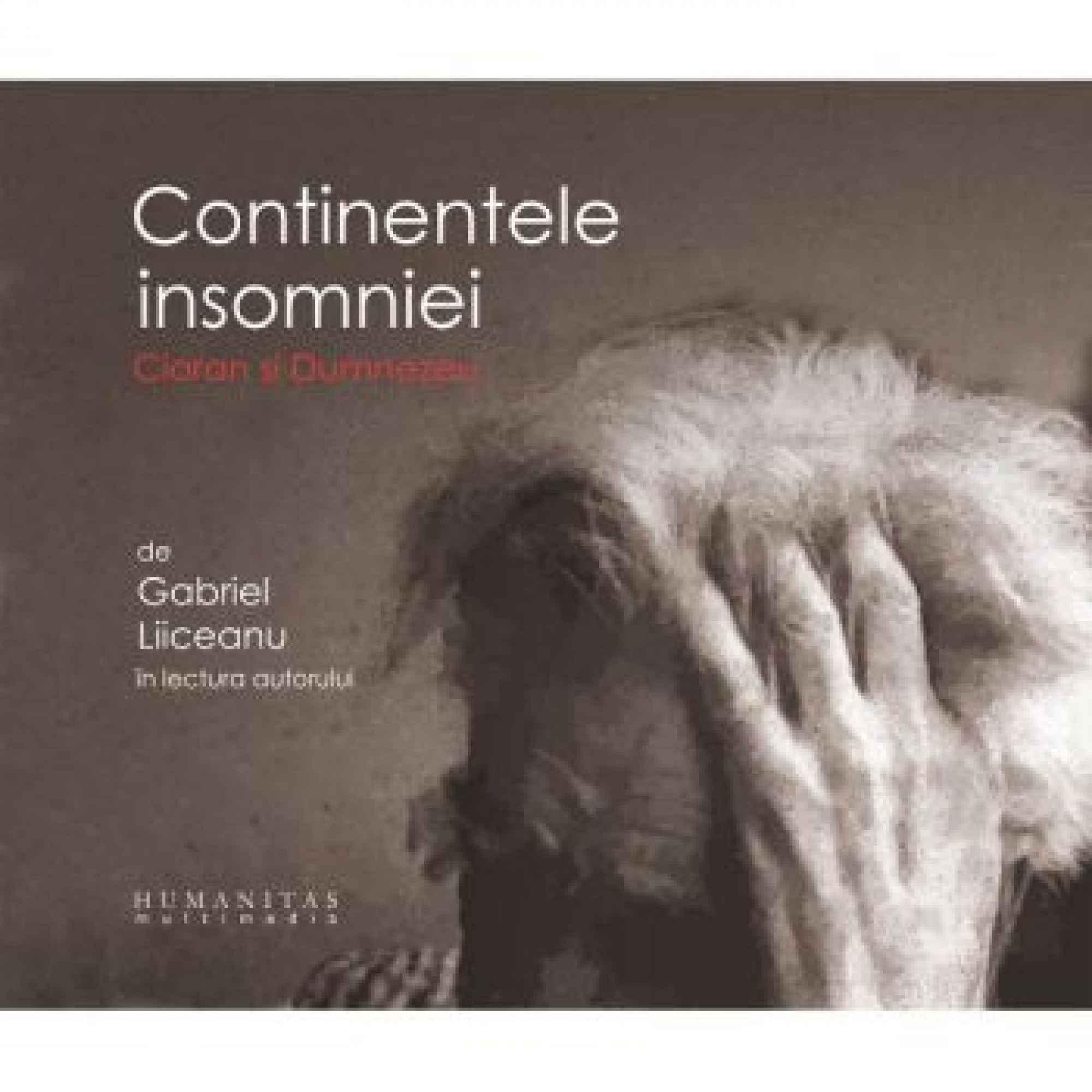 Continentele insomniei. Cioran şi Dumnezeui