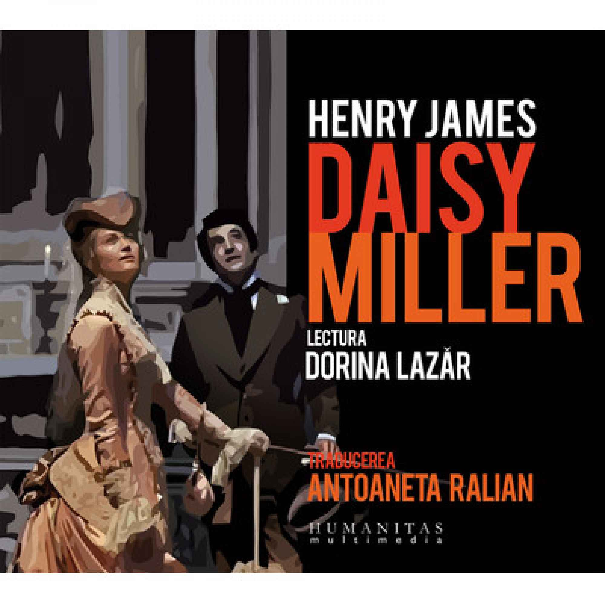 Daisy Miller; Henry James
