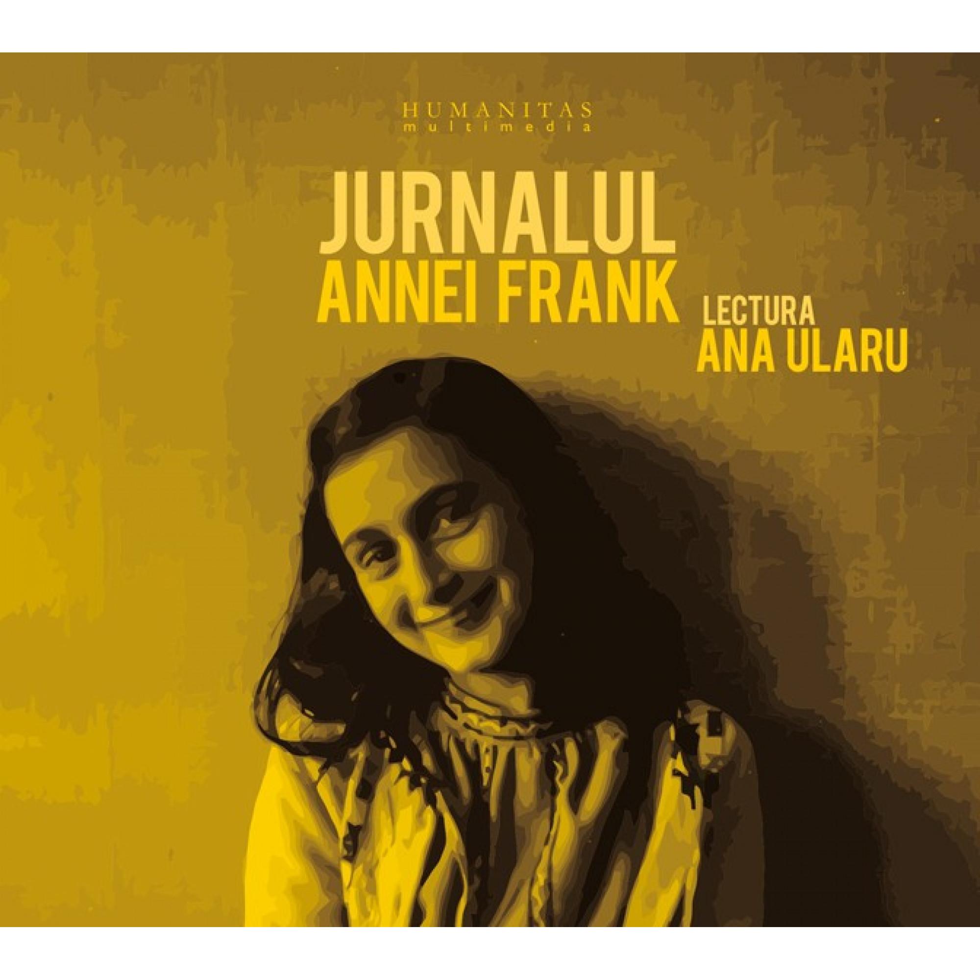 Jurnalul Annei Frank; Anna Frank