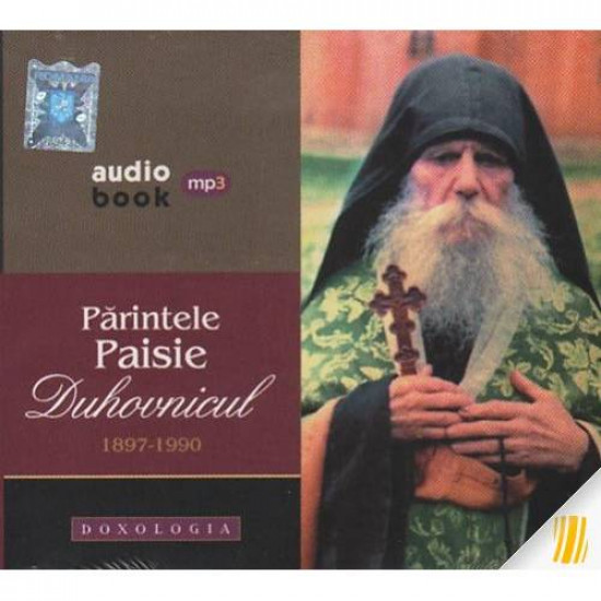 Părintele Paisie Duhovnicul (1897-1990)