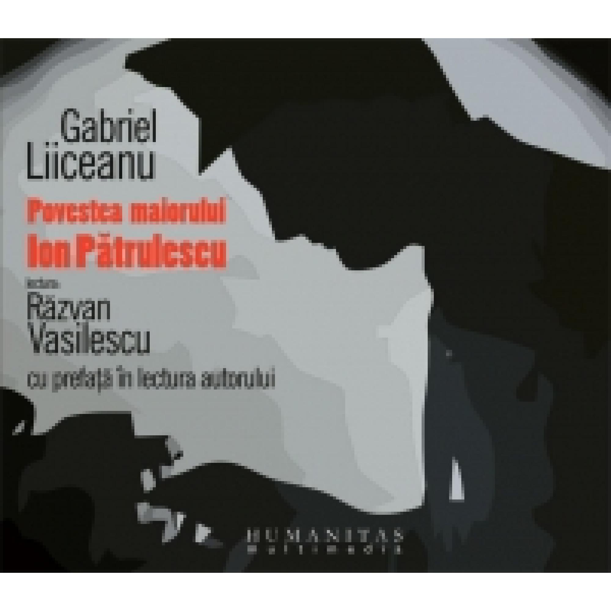 Povestea maiorului Ion Pătrulescu; Gabriel Liiceanu