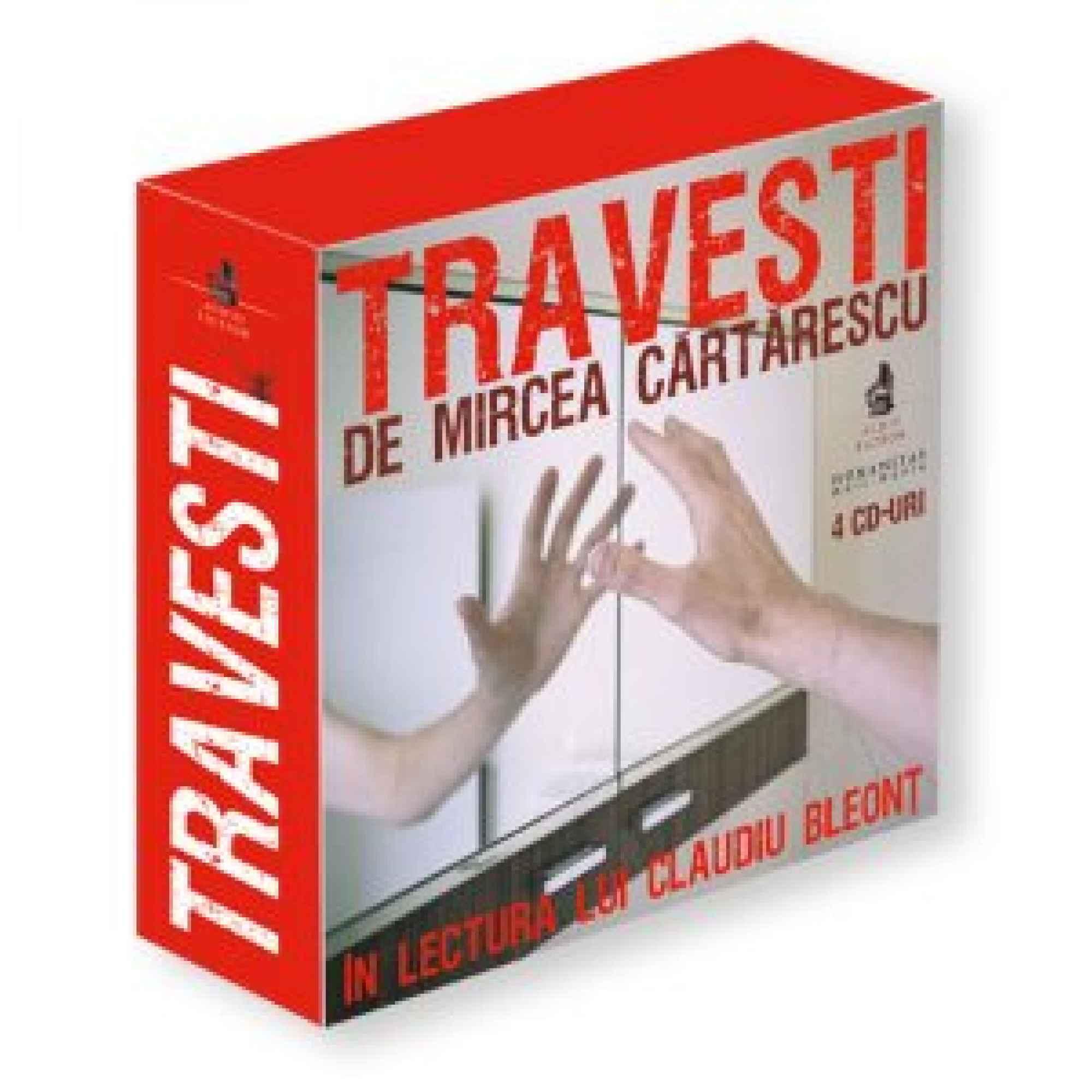 Travesti; Mircea Cărtărescu