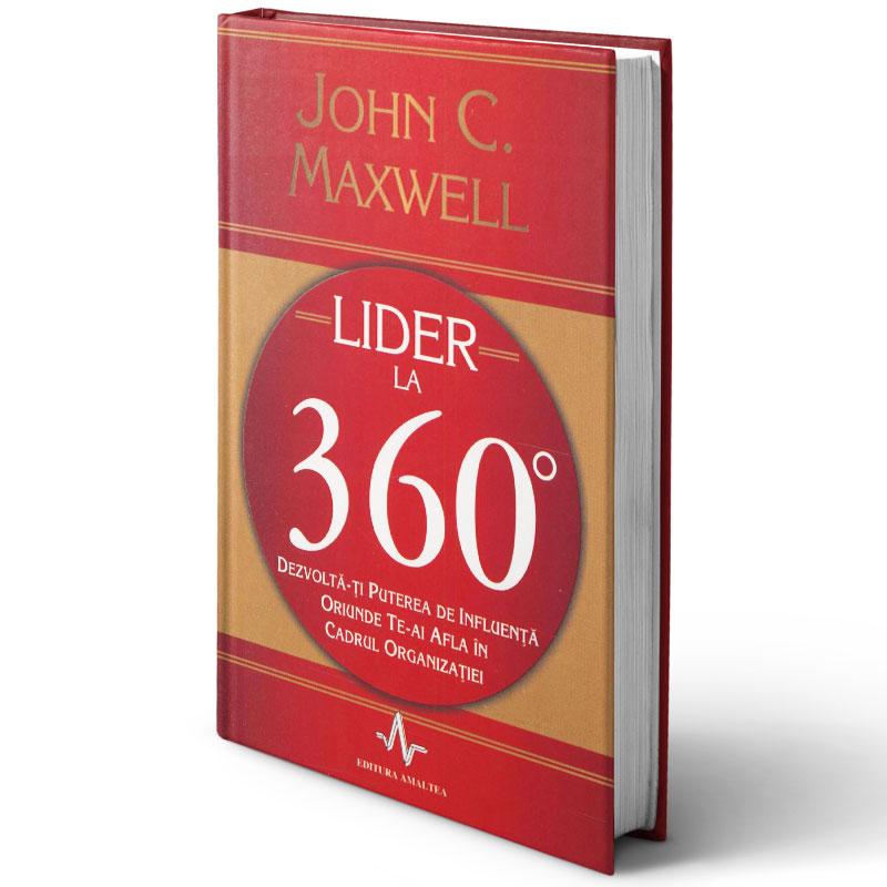 Lider la 360 de grade; John Maxwell