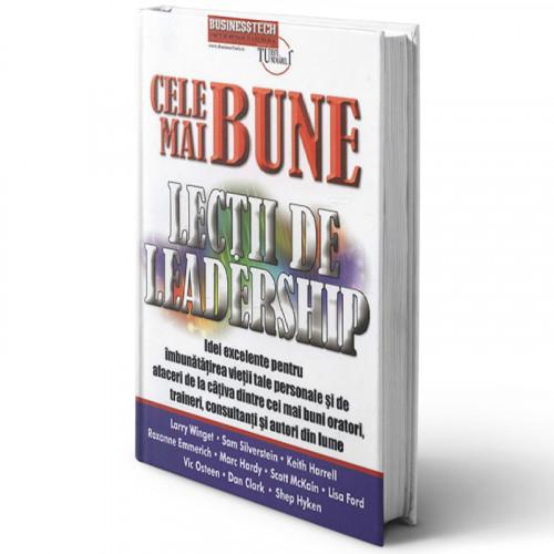 Cele mai bune lecții de leadership - Larry Winget, Sam Silverstein, Keith Harrell